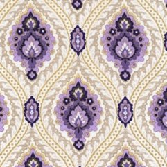 Purple Damask
