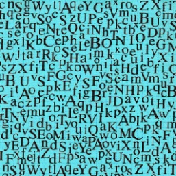 Blue Word Search